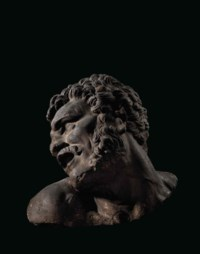 Sculpture  auction at Christies
