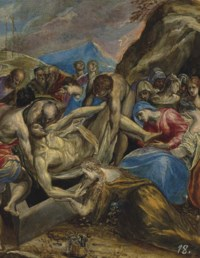 Old Masters: Part I auction at Christies