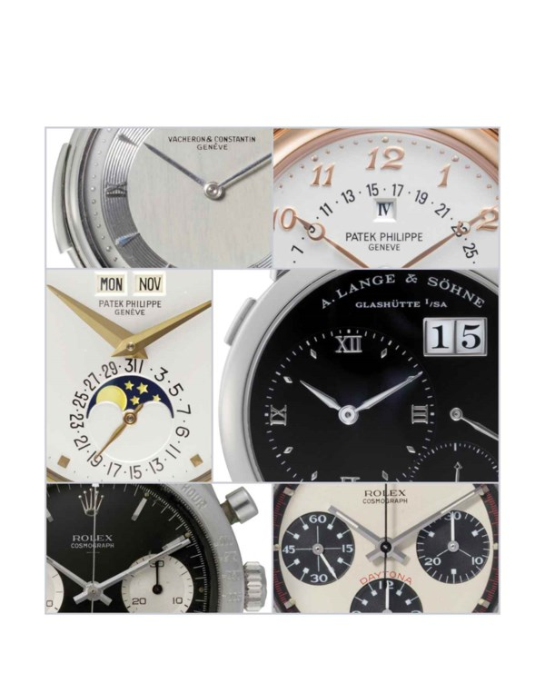 Rare Watches & Exceptional Com auction at Christies