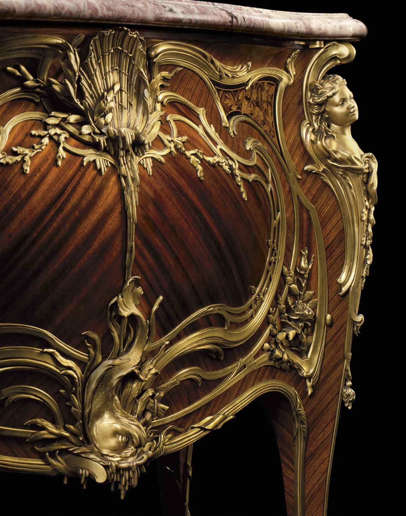 Opulence auction at Christies