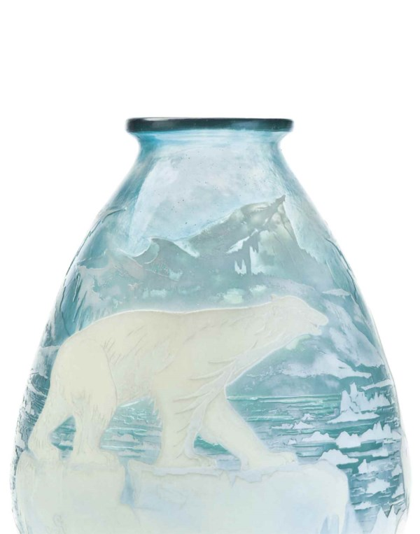 French Art Glass: An Important auction at Christies