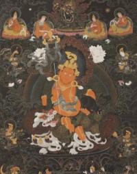 The Van der Wee Collection of  auction at Christies