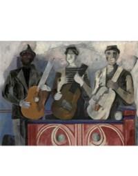 拉丁美洲艺术 auction at Christies