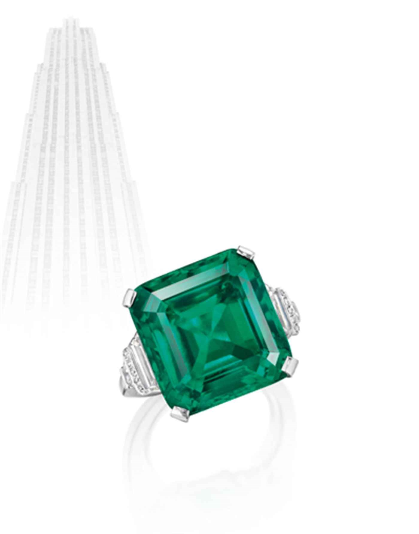 Magnificent Jewels & the Rocke auction at Christies