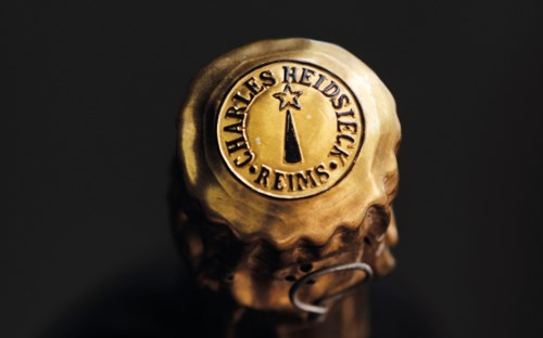 Finest Wines and Spirits: Featuring an Exceptional Collection and Rarities Direct from the Cellars of Champagne Charles Heidsieck