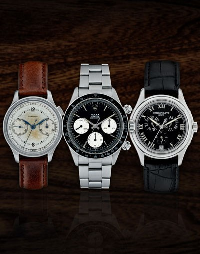 Christies Watches Online auction at Christies