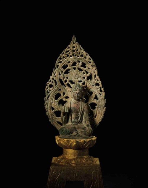 Treasures of the Noble Path: Early Buddhist Art from Japanese Collections