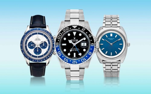 Christie's Watches Online: Summer Watch Series - Part I