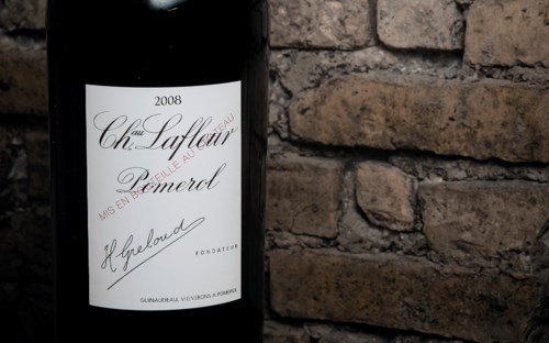 Finest Wines and Spirits Featuring Superb Burgundy, a Collection of Château Lafleur and Other Guinaudeau Family Estate Wines