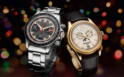 Christie's Watches Online: Winter Holiday Sale