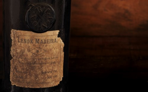 Finest Wines and Spirits, Including The Liberty Hall Museum Collection of Historic Madeira and an Extraordinary Collection of Pre-Prohibition Whiskey