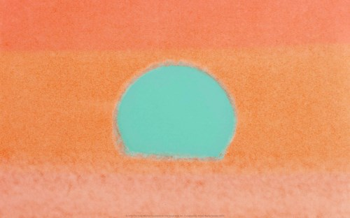 Andy Warhol: Sunsets