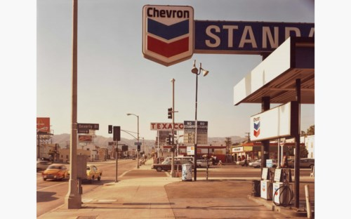 Stephen Shore: Vintage Photographs