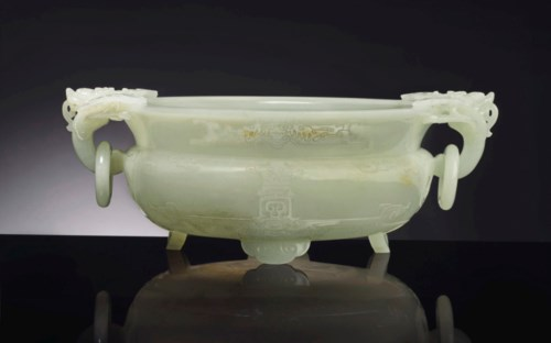 Fine Chinese Jade Carvings from Private Collections