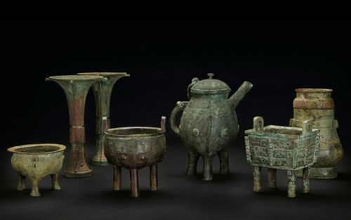 Important Early Chinese Ritual Bronzes from a Distinguished European Collection