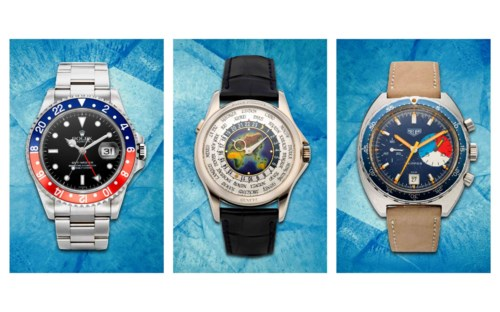 Christie's Watches Online: A Horological Holiday