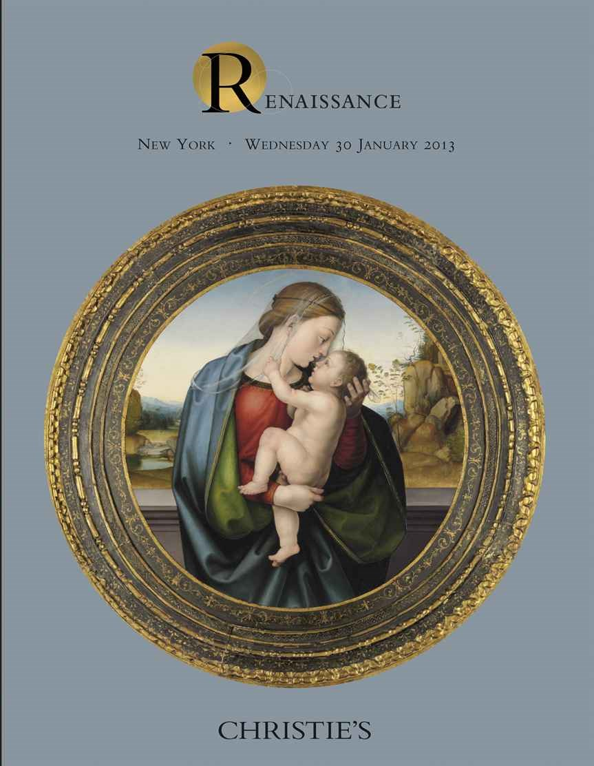 Renaissance auction at Christies