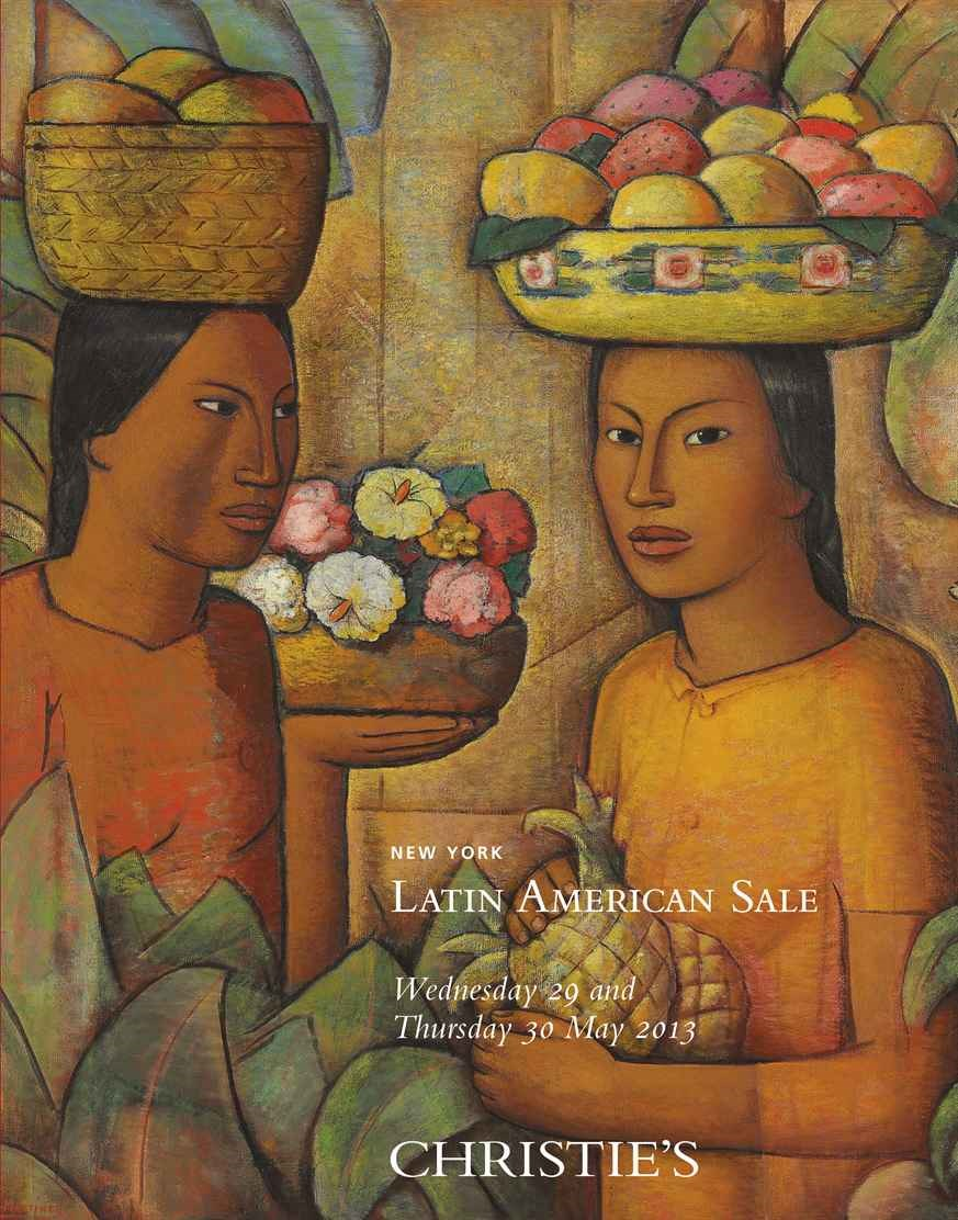 Latin American Art auction at Christies