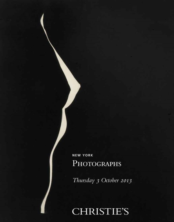 Photographs auction at Christies