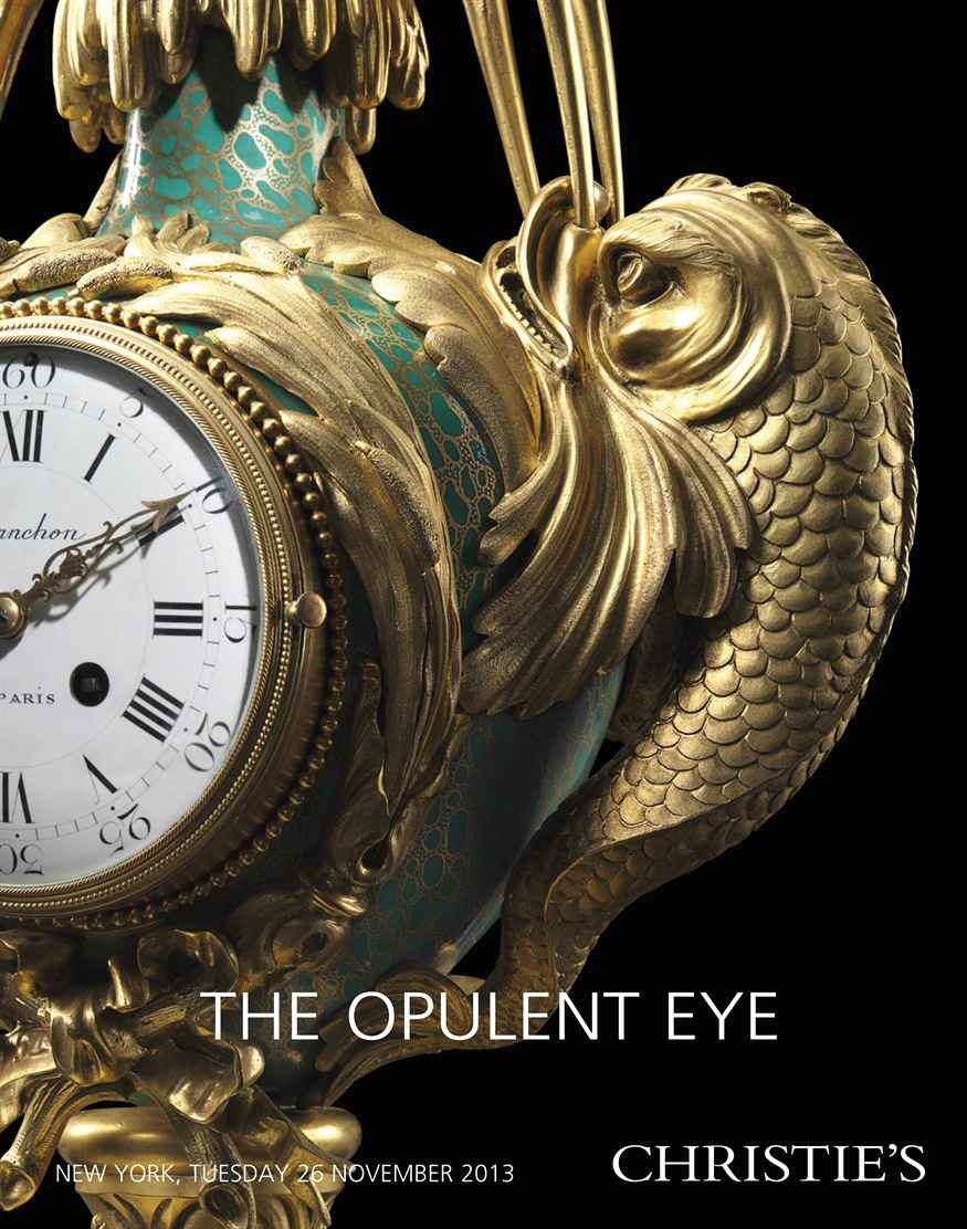 The Opulent Eye & Carpets auction at Christies