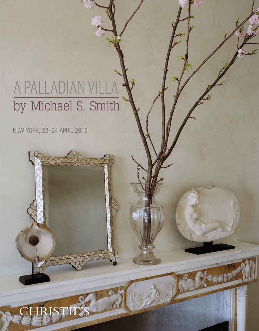 A Palladian Villa By Michael S auction at Christies
