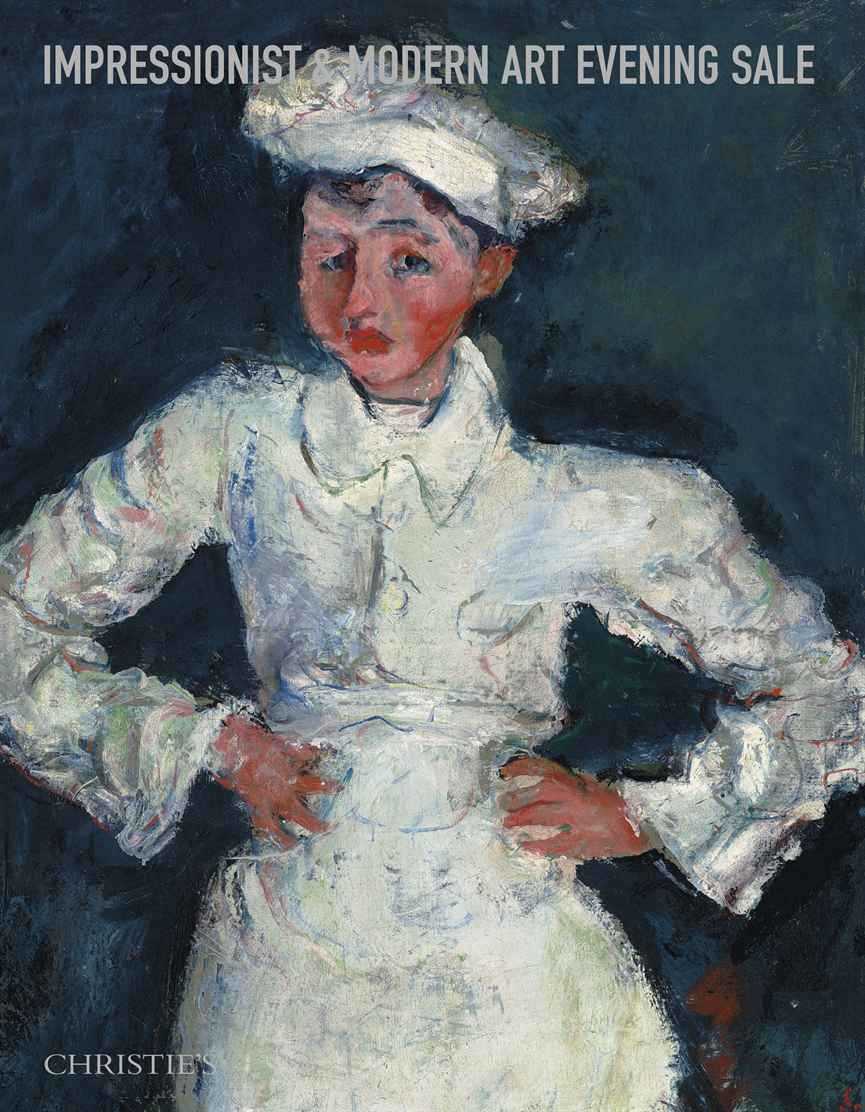 Impressionist & Modern Evening auction at Christies
