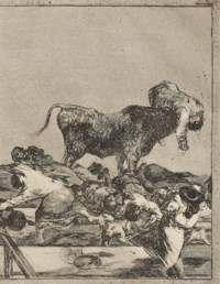 Francisco José de Goya y Lucie auction at Christies