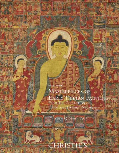 Masterpieces of Early Tibetan Painting from The Collection of Heidi and Helmut Neumann