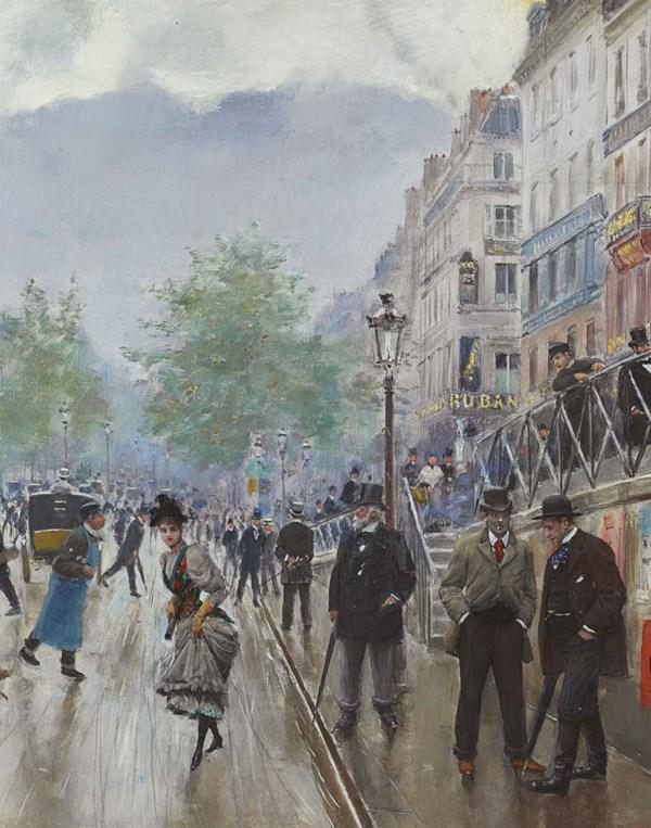 19th Century European Art auction at Christies