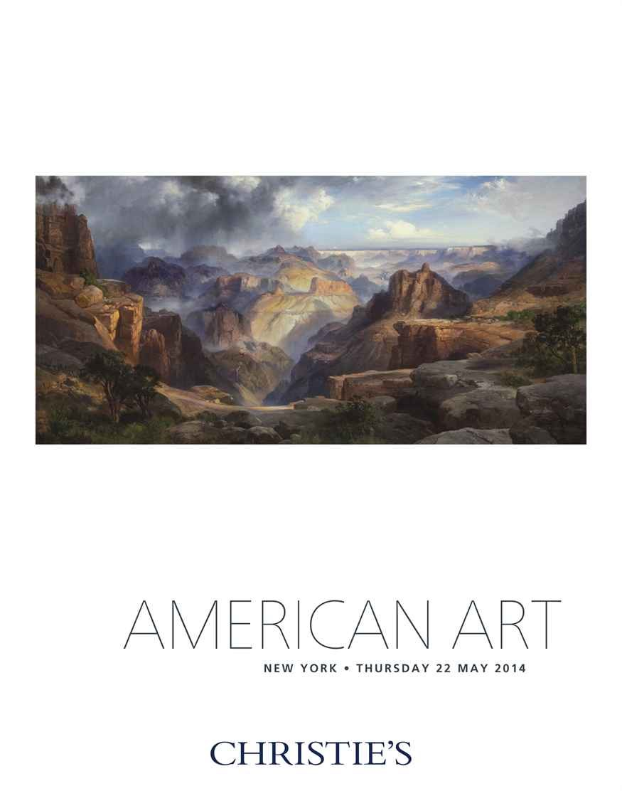 American Art auction at Christies