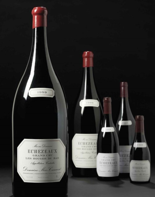 The Connoisseur Collection: A Peerless Offering of Fine Wines featuring Domaine Méo-Camuzet