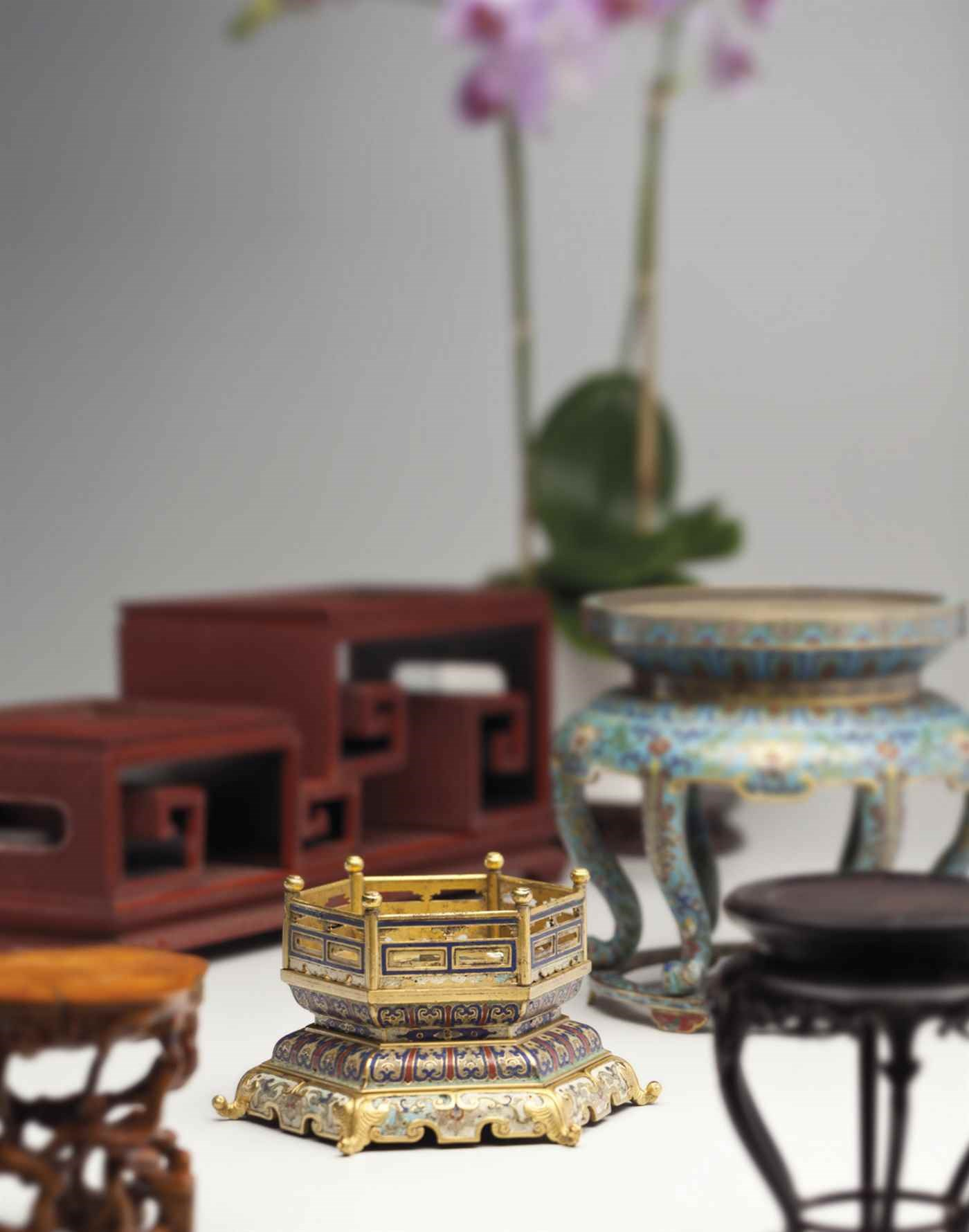 Elevated Beauty: Fine Chinese  auction at Christies