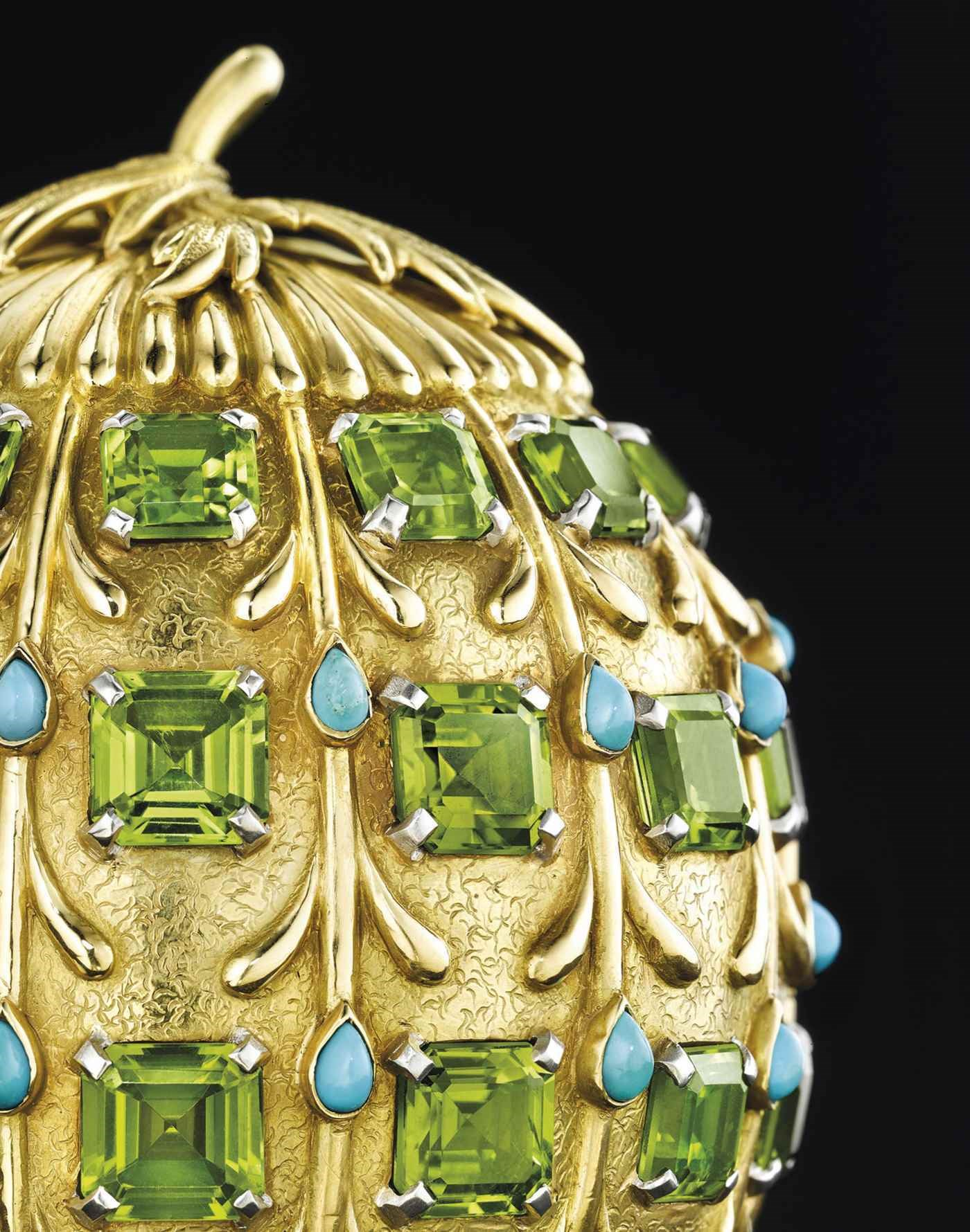 Important Jewels auction at Christies
