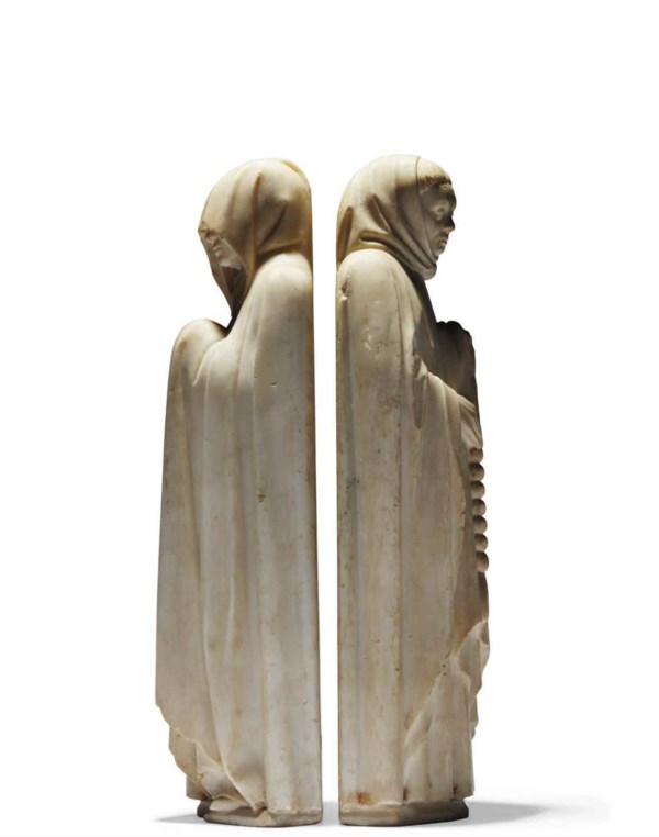Sculpture & Objets dArt Europé auction at Christies