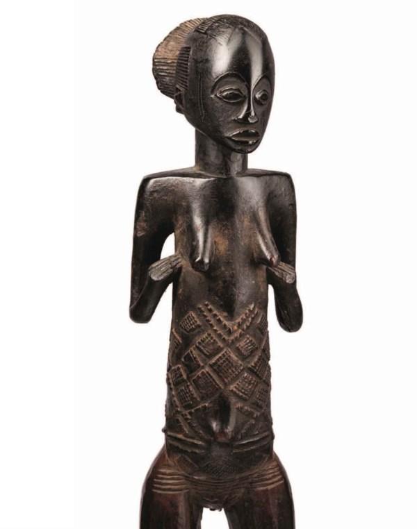 Art dAfrique et dOcéanie auction at Christies