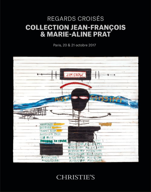 REGARDS CROISÉS : COLLECTION JEAN-FRANÇOIS & MARIE-ALINE PRAT - EVENING SALE
