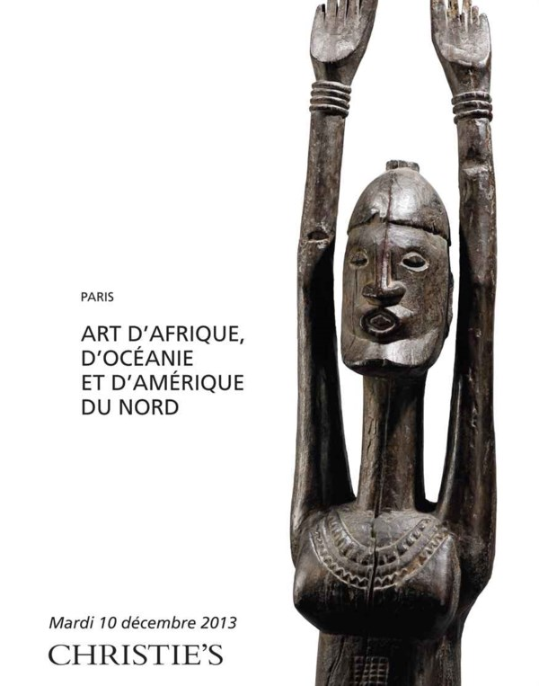 Art dAfrique, dOcéanie et dAmé auction at Christies
