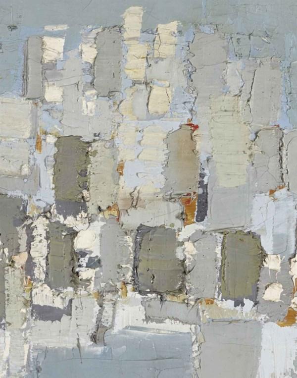 Art Contemporain auction at Christies