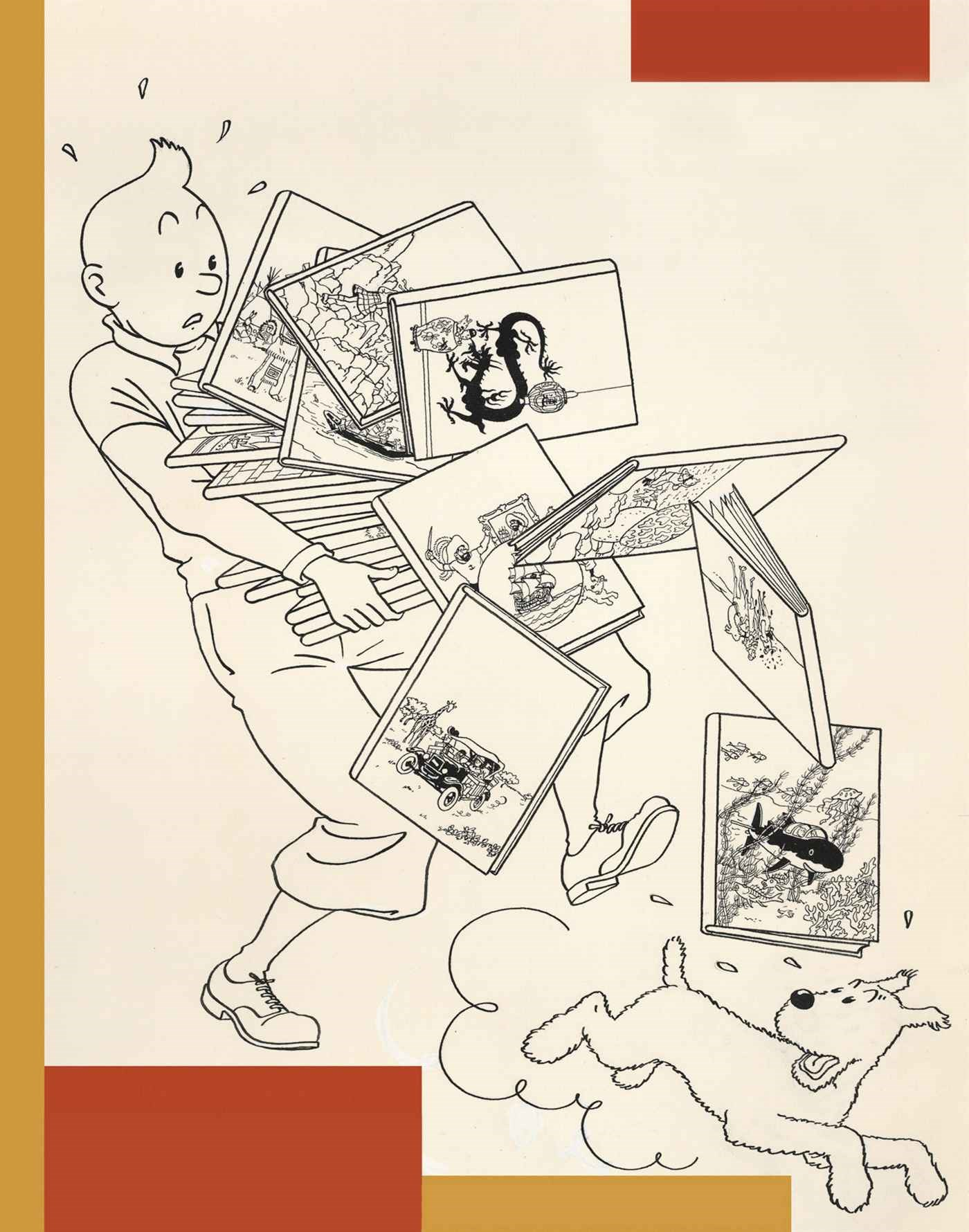 Tintin auction at Christies