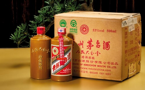 The Spirit Of China - Kweichow Moutai