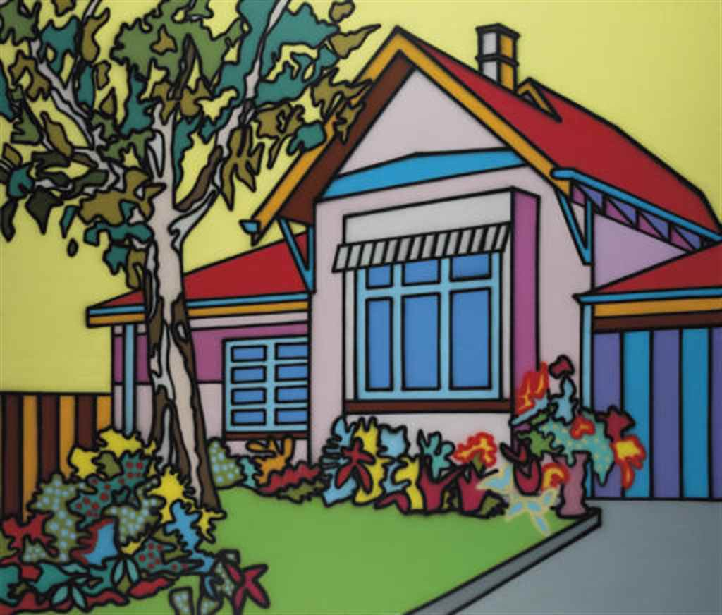 Howard Arkley (1951-1999)