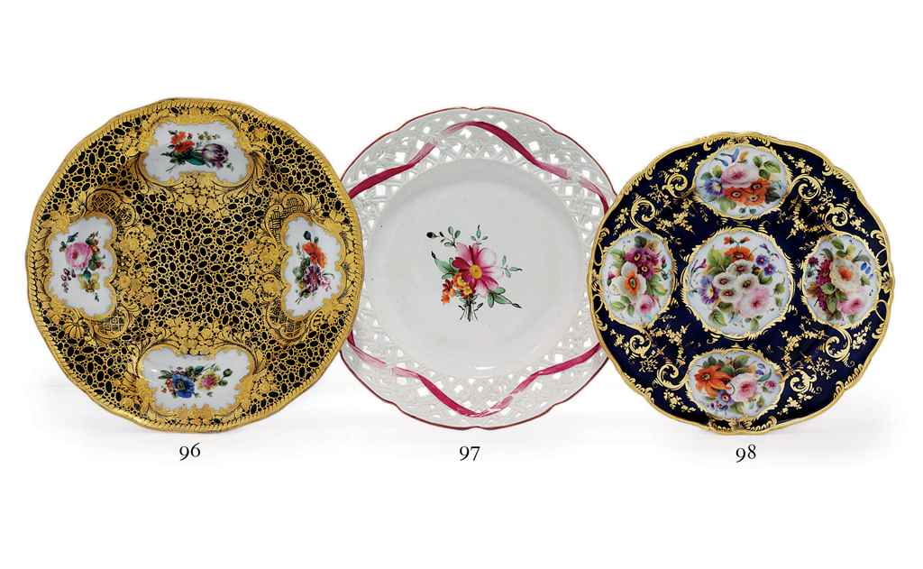 A Porcelain Small Plate