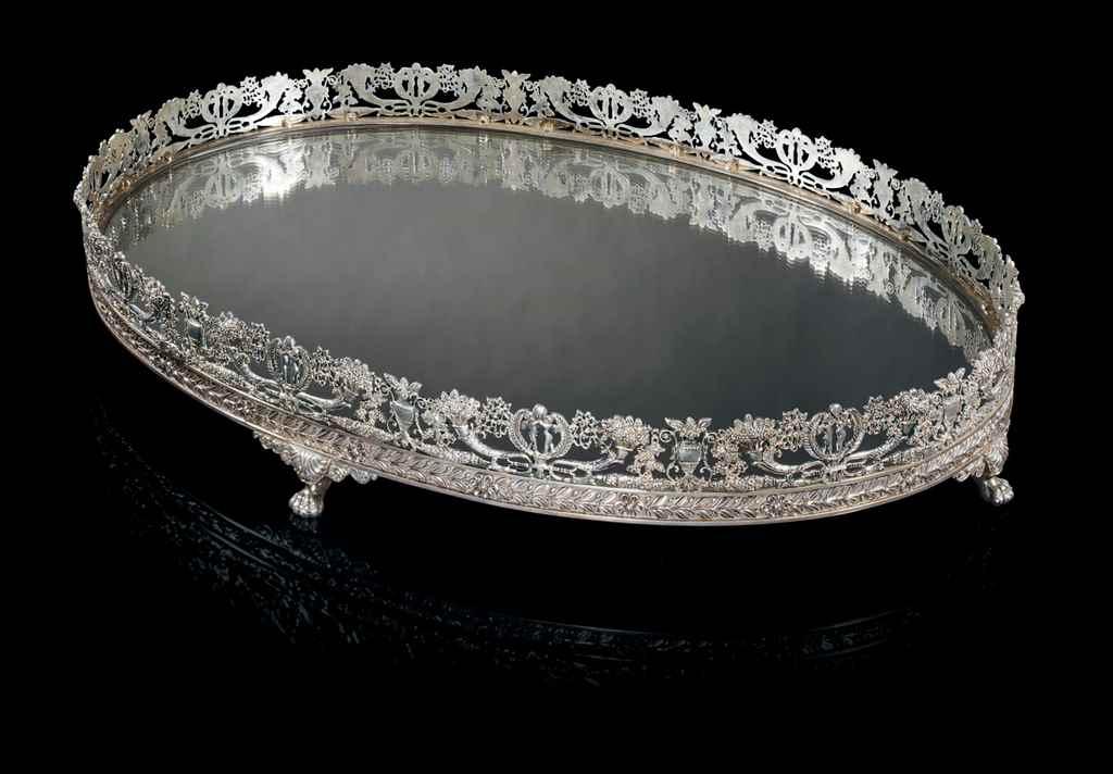 A Silver Mirror Plateau
