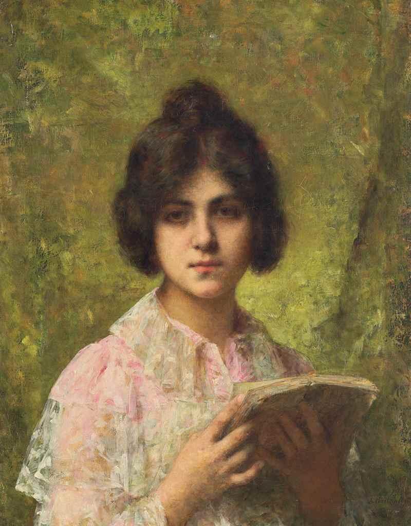 Alexei Harlamoff (1840-1922)