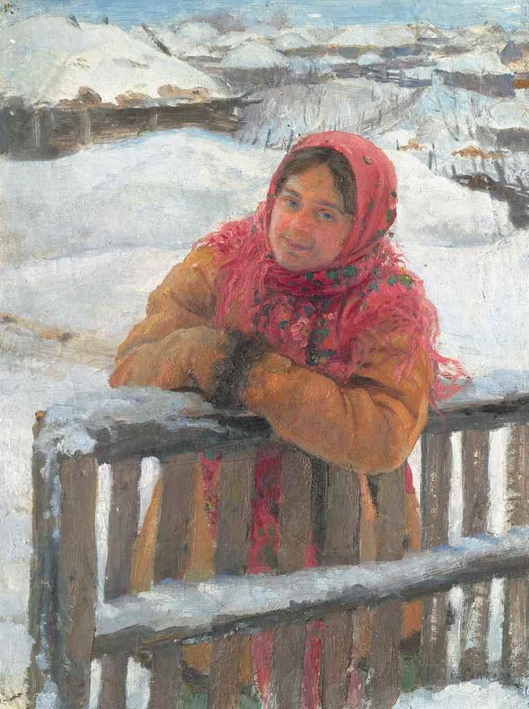 Fedot Sychkov (1870-1958)