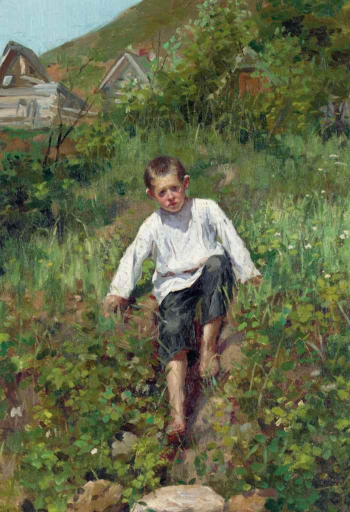 Sergei Vinogradov (1869-1938)