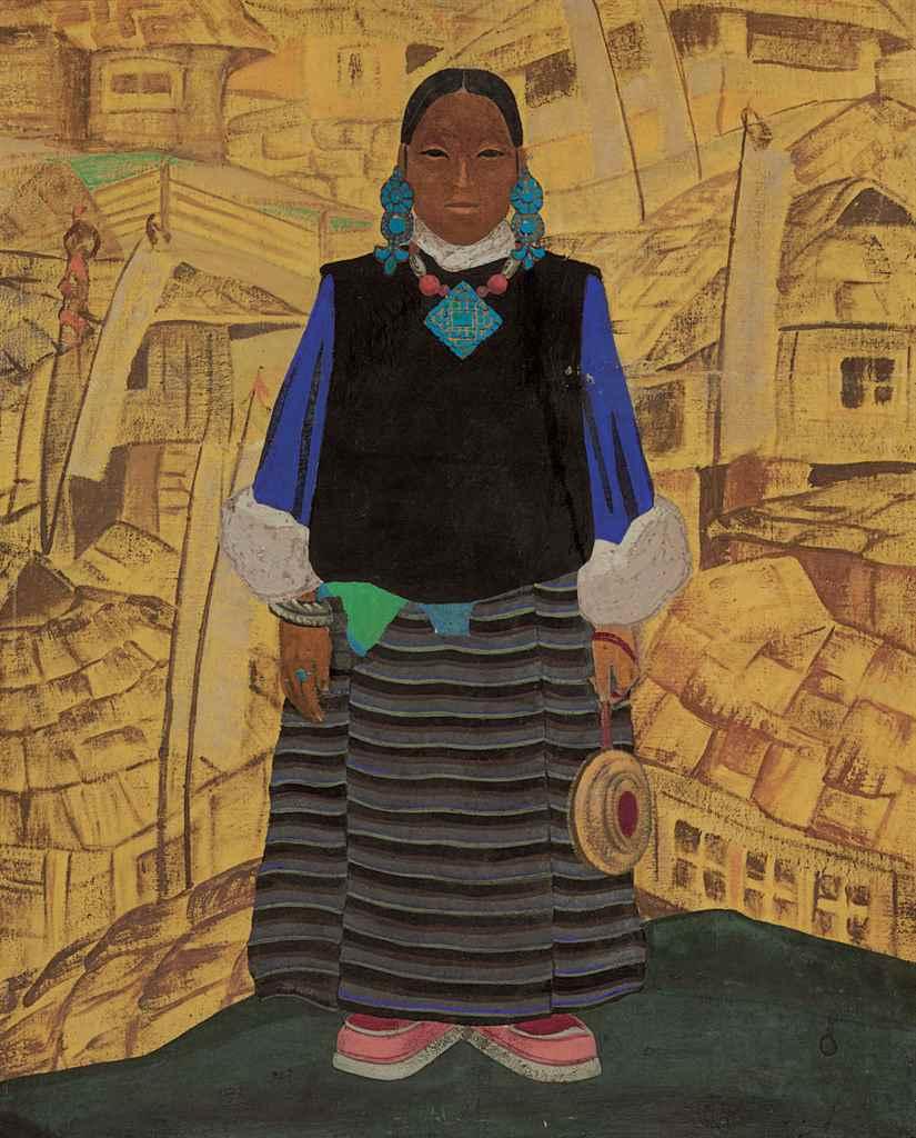 Svetoslav Roerich (1904-1993)