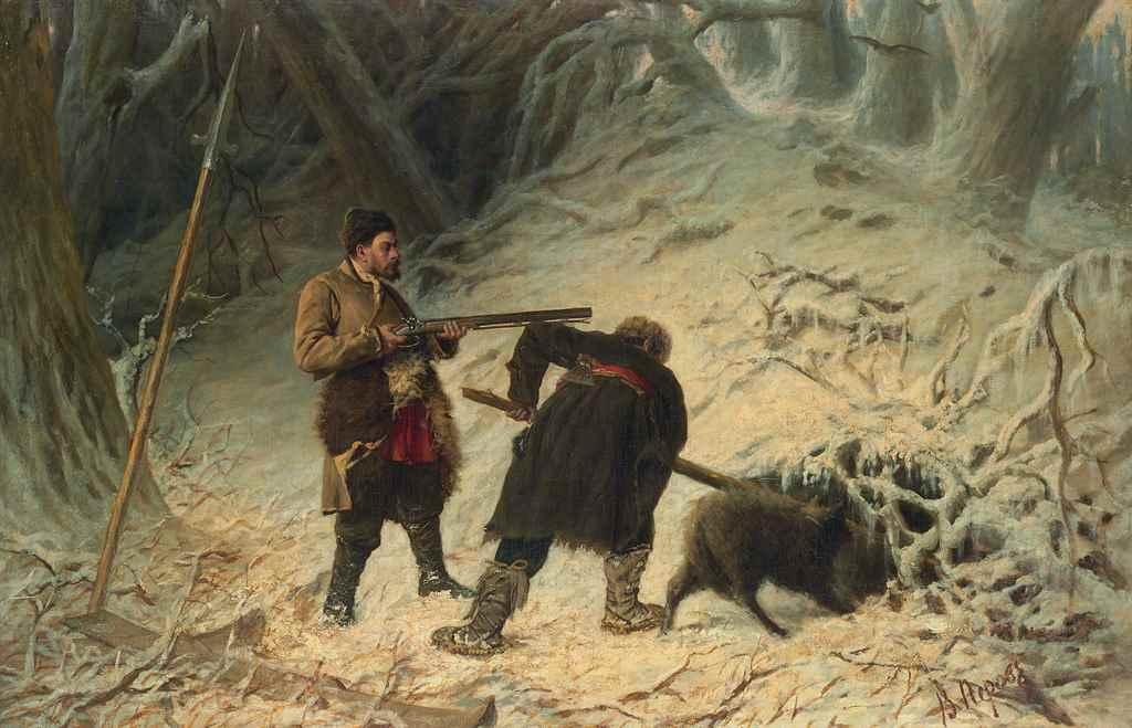 Vasily Perov (1834-1882)