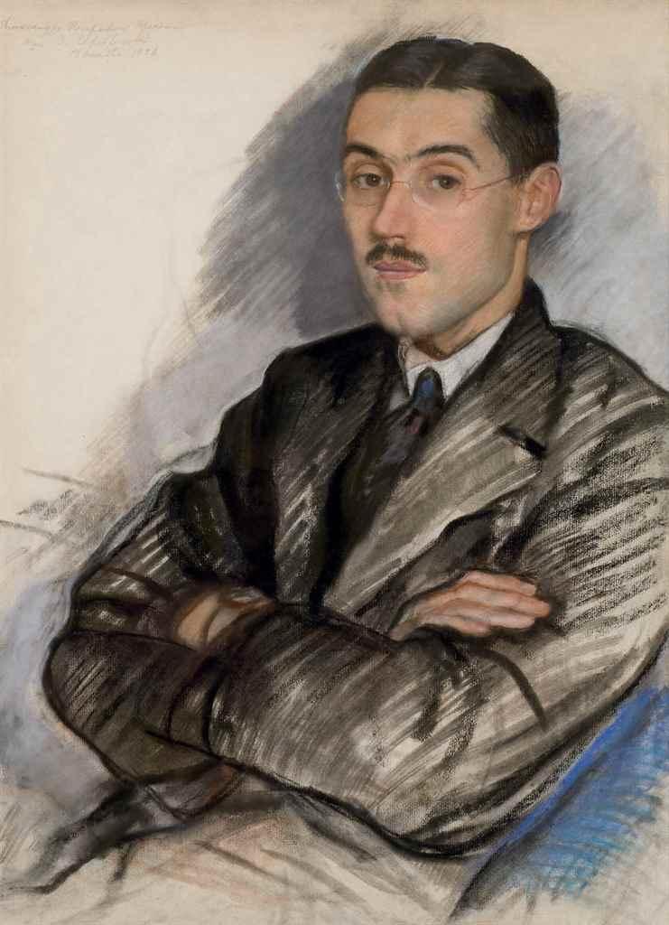 Zinaida Serebriakova (1884-196
