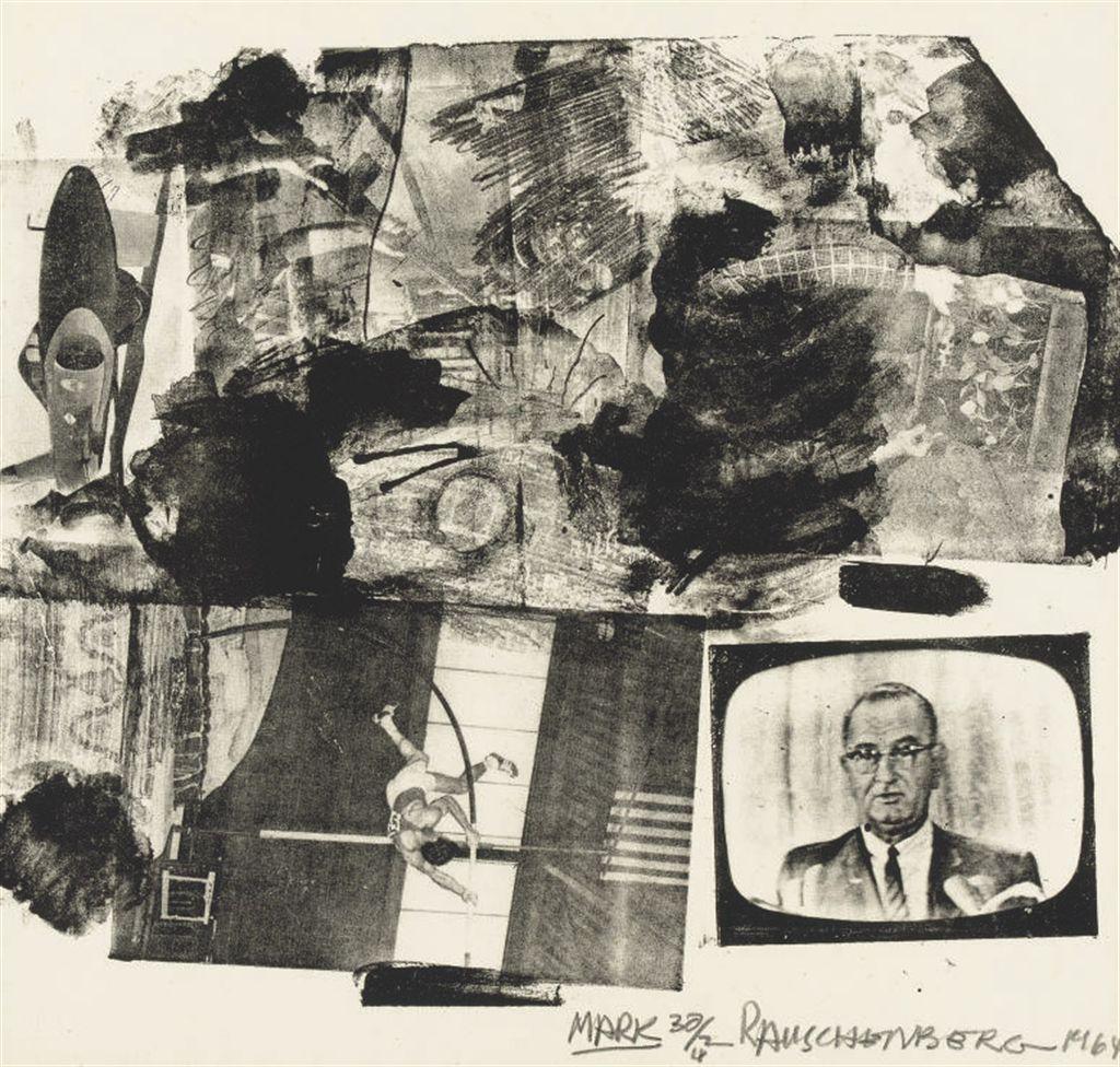 ROBERT RAUSCHENBERG (1925-2008
